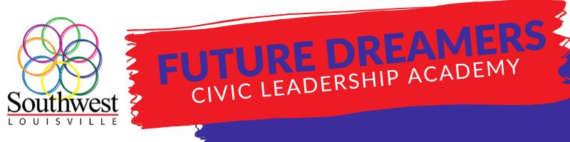 Future Dreamers Civic Leadership Academy Header
